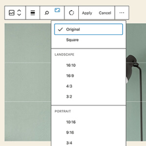 gutenberg wordpress novedades en edicion de imagenes
