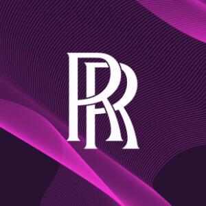 rediseño de logotipo de rolls-royce