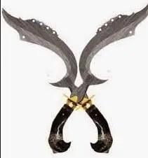 Ulasan mengenai Gacok yang merupakan senjata tradisional Jabar