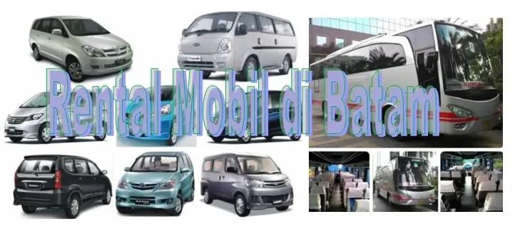 Rental mobil di Batam