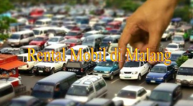 Gambar Rental Mobil di Malang