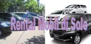 Rental Mobil di Solo