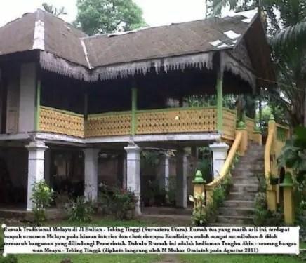 42 Koleksi Gambar Rumah Adat Sumatera Utara Dan Keterangannya Terbaik