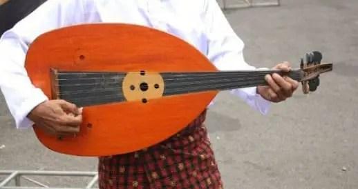 Alat musik Gambus