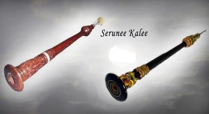Fungsi alat musik Serune Kalee