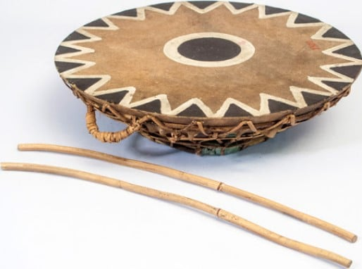 Alat musik tradisional daerah Bengkulu Tessa