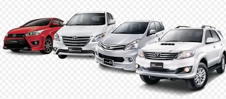 Sewa mobil Cirebon lengkap