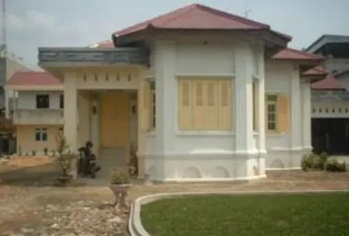 Rumah Adat Tradisional Riau