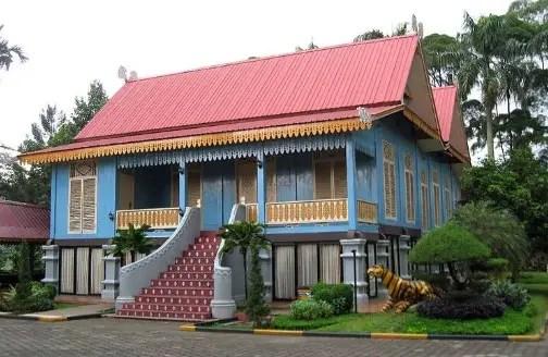 Rumah Tradisional Riau