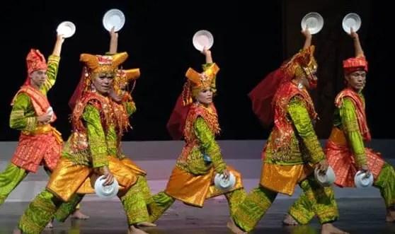 Tarian Daerah Sumatera Barat
