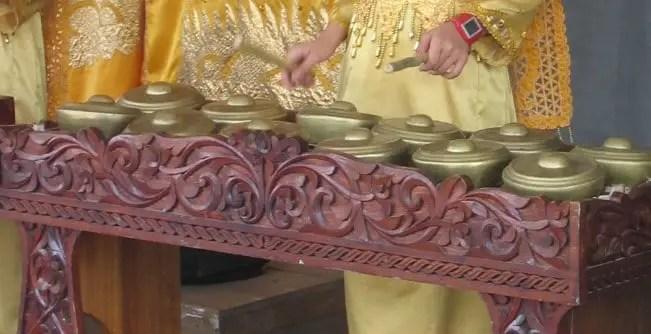 Alat Musik Talempong