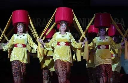 Tarian Tradisional Sumatera Selatan