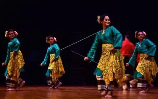 Tari Sinar Riau Sumatera Barat