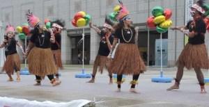Adat Tari dari Papua