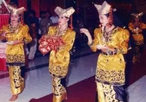 Mengenal Tari Kiek Gadih Minang Sumatera Barat