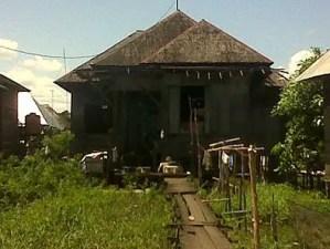 Rumah Khas Kalimantan Selatan