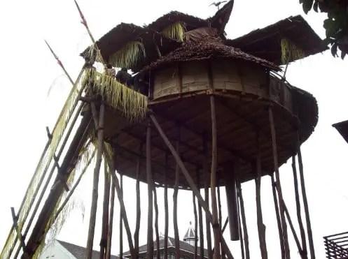 Rumah Khas Kalimantan Barat