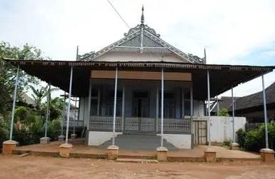Rumah Adat Khas dan Tradisional Kalimantan Selatan