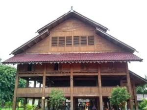 Rumah adat dan tradisional Sulawesi Tenggara