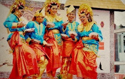 Tarian Tradisional Daerah Kalimantan Barat Beserta Penjelasannya