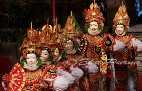 Artikel tentang Tari Telek Bali dan sejarahnya