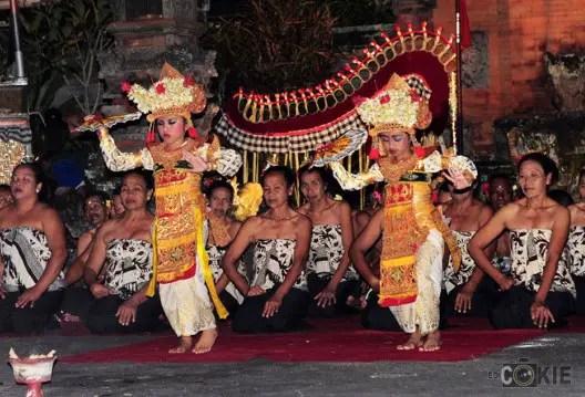 Info tentang Tari Sanghyang Bali dan Keunikannya