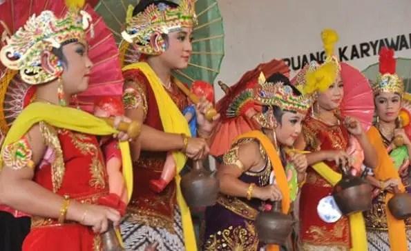 Info terkait artikel Tari Bondan dari Jawa Tengah yang keren