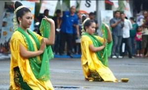 Info terkait dengan Tari Radap Rahayu Kalimantan Selatan dan penjelasannya