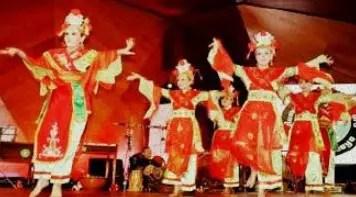 Informasi mengenai Tari Lenggang Parimata Kalimantan Selatan serta ciri khasnya