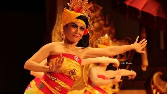 Informasi mengenai Tari Tenun Bali dan keterangannya
