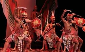 Informasi tentang Tari Prawiroguno dari Jawa Tengah dan sejarahnya