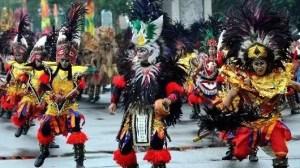 Informasi terkait dengan Tari Topeng Ireng dari daerah Jawa Tengah