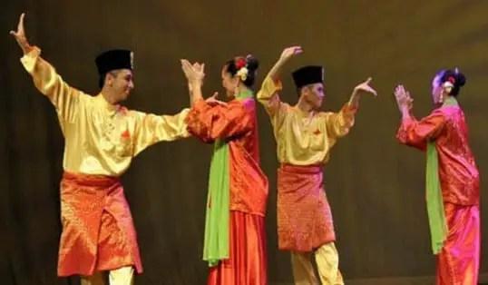 Mengenal Tari Zapin Kalimantan Barat dan Penjelasannya
