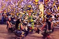 Ulasan mengenai Tari Kancet Punan Letto Kalimantan Timur dan ciri khasnya