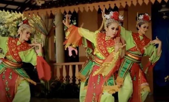 Uraian mengenai Tari Lenggang Jawa Timur dan Asal Usulnya
