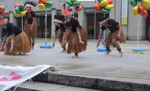 Informasi mengenai Tari Sajojo yang unik dan hal terkait lainnya - Jenis Jenis Tarian Adat Papua