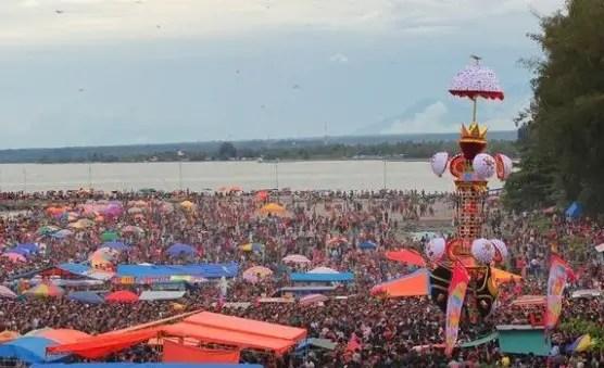 Mengenal Upacara Tabuik Sumatera Barat yang banyak dilakukan setiap tahun