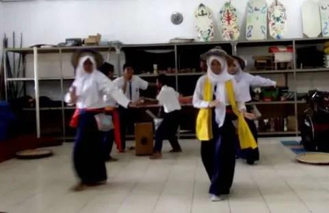 Penjelasan mengenai Tari Maggetem Kalimantan Tengah dan sejarahnya