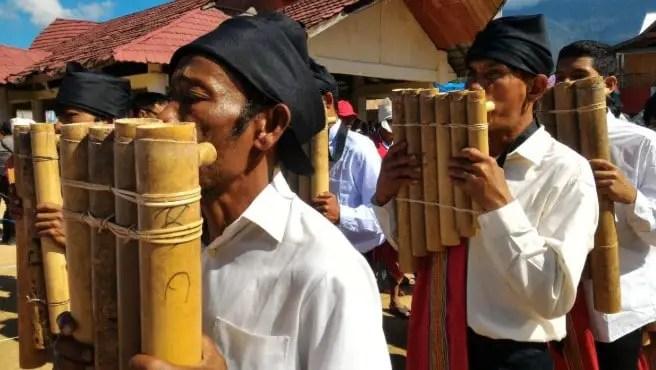 Ulasan Mengenai Alat Musik Pompang Sulawesi Barat dan Sejarahnya