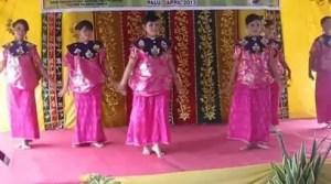 Ulasan mengenai Tari Pontanu Sulawesi Tengah dan Pola Lantainya