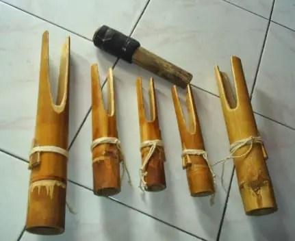 Uraian tentang alat musik Sasesahang Sulawesi Utara dan Ciri Khasnya