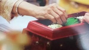 Ulasan terkait dengan upacara Nganterke Belanjo Palembang serta waktunya pelaksanaannya