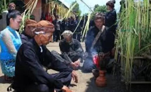 Info dan Gambar terkait Upacara Adat Jawa Barat Bernama Ruwatan Bumi