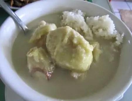 Info tentang Makanan Tradisional Kolak Durian Sumatera Utara yang lamak