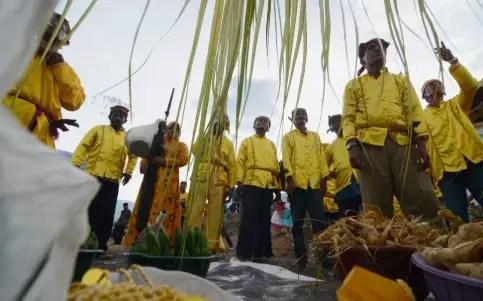 Info tentang Upacara Babalian Tandik Kalimantan Selatan Yang Unik dan menarik