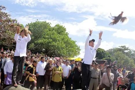 Info tentang Upacara Mallasuang Manu Kalimantan Selatan Yang Unik