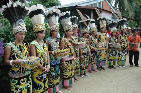 Info tentang Upacara Ngadatun Kalimantan Tengah Dan Penjelasannya