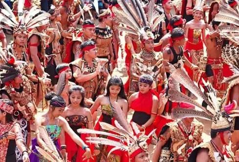 Informasi tentang Upacara Gawai Makai Taun Kalimantan Barat dan Keunikannya
