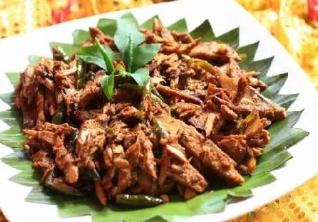 Review tentang Masakan Ungkot Kemamah Tradisional Aceh yang lezat sekali