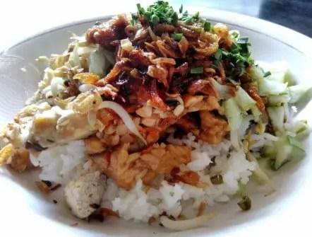 Ulasan mengenai Makanan Tradisional Nasi Lengko Jawa Barat yang sehat